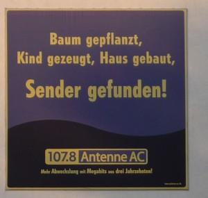 107.8 Antenne AC
