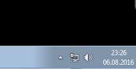 Windows 7: Lautstärke neben der Windows-Uhr anzeigen
