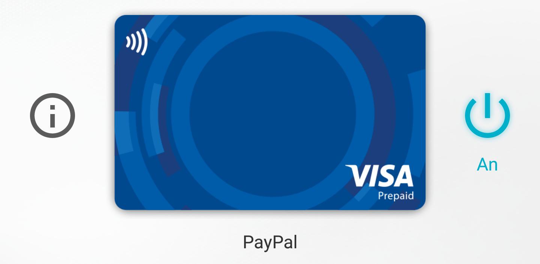 Paypal in der VodafoneWallet – Bezahlen per NFC im Smartphone
