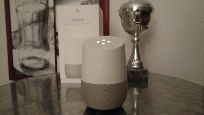 Google Home, die 433 MHz-Steckdosen, der Raspberry Pi und kein Zwischenserver