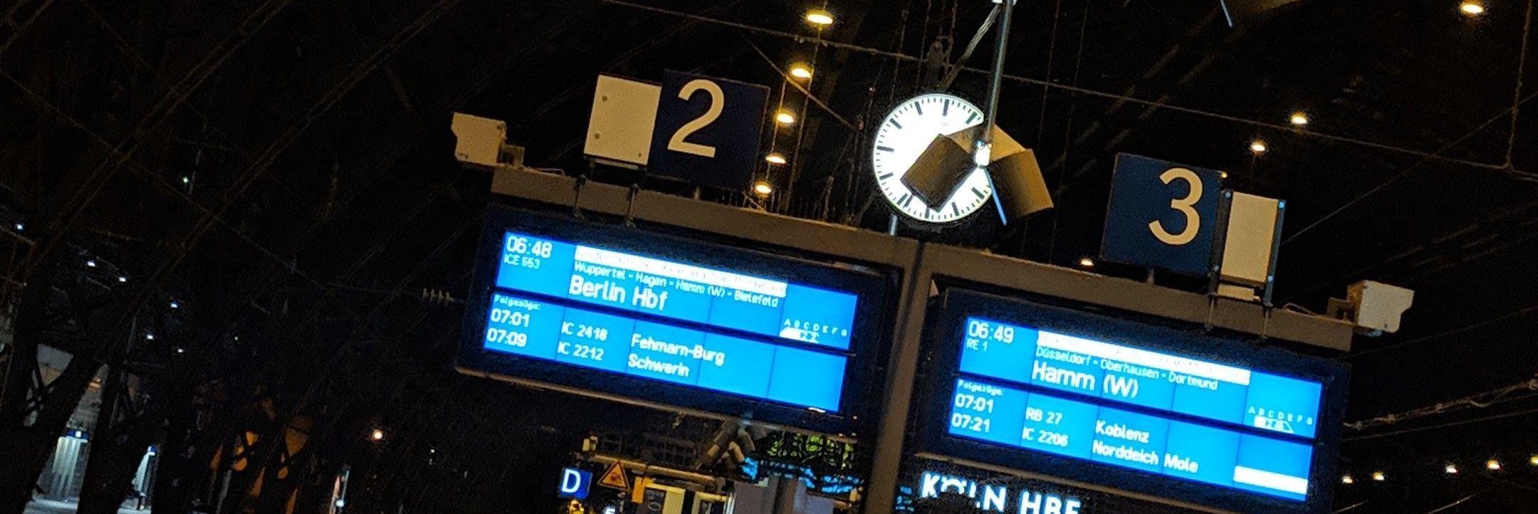 Bahnreisen – die wichtigsten Regeln für ein gutes Miteinander